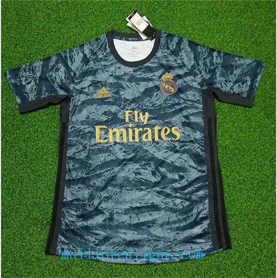 Maillot du Real Madrid Gardien de but 2019 2020