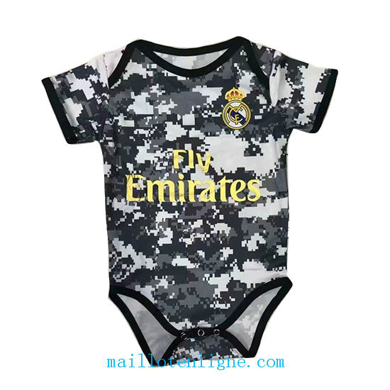 Maillot Real Madrid Bébé 2019 2020