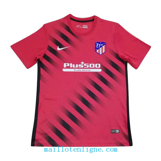 Maillot Atletico Madrid Pré-Match Rouge 2019 2020