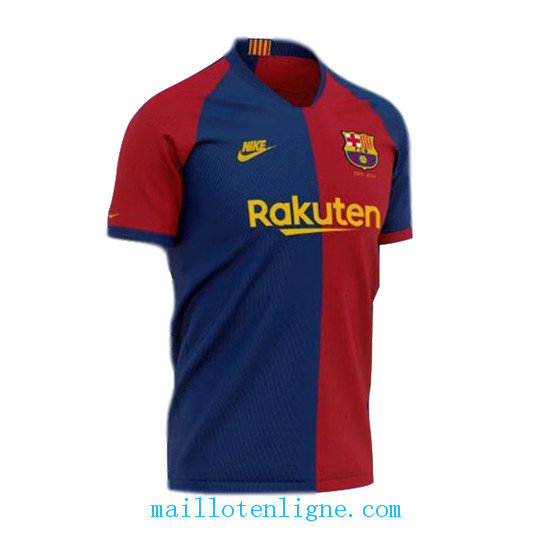 Maillot Barcelone concept edition Bleu/Rouge 2019 2020