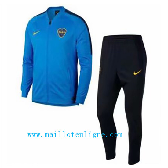 Maillotenligne Veste Survetement Boca Juniors Bleu 2019/2020