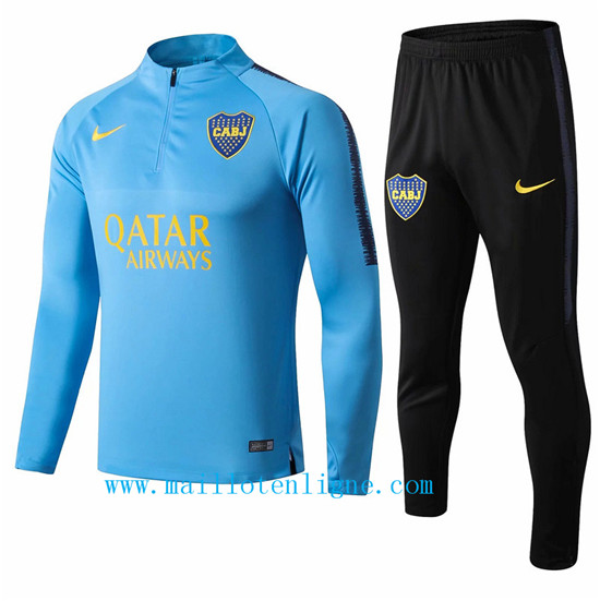 Maillotenligne Survetement Boca Juniors Bleu 2019/2020