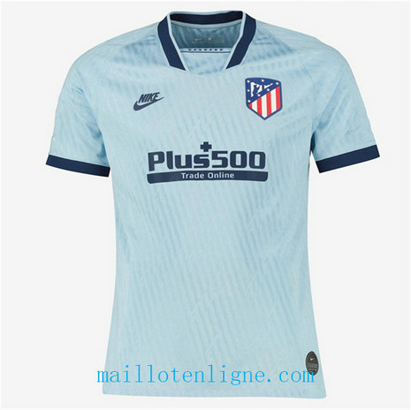 Thai Maillot de Atletico de Madrid Third 2019 2020