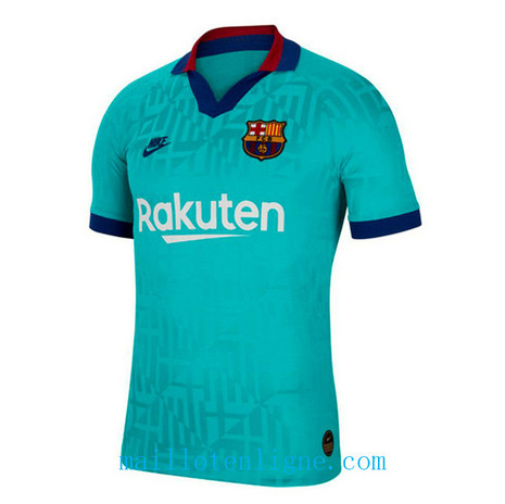 Thai Maillot de Barcelone Third 2019 2020