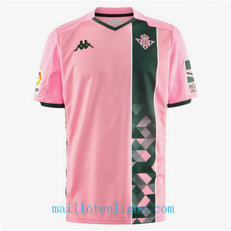 Thai Maillot de Real Betis Third 2019 2020