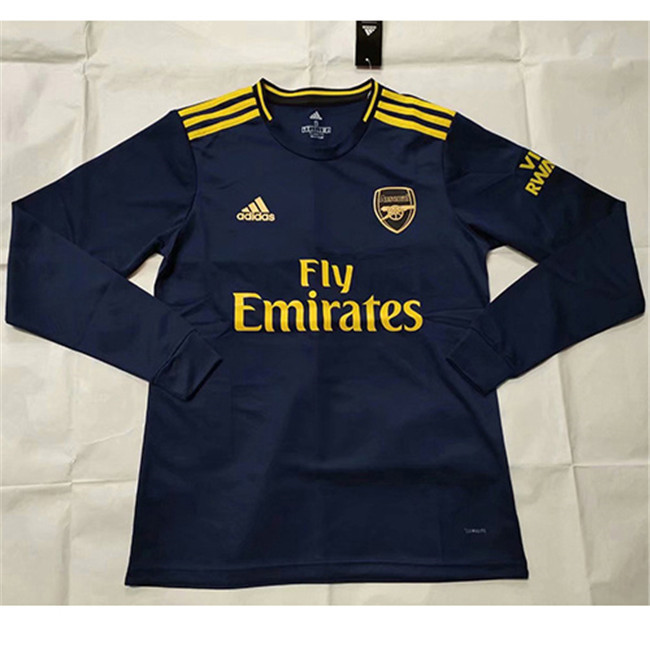 M21 Maillot du Arsenal Third Manche Longue 2019 2020