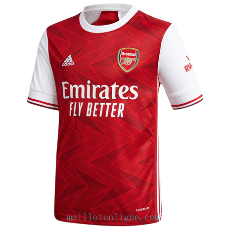 Thai Maillot de Arsenal Domicile 2020 2021
