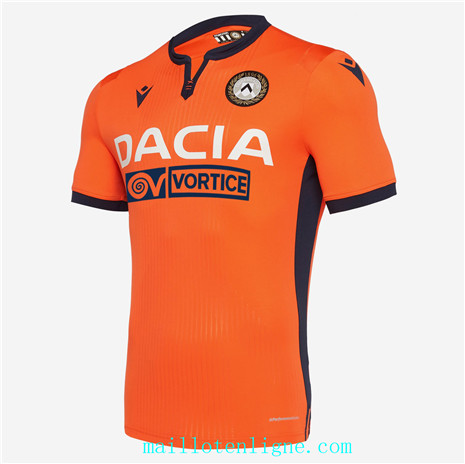 Maillot Udinese Calcio Exterieur 2019 2020