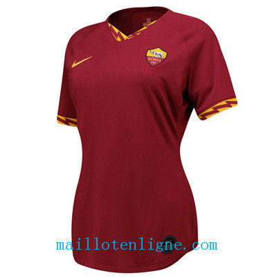 Maillot AS Roma Femmes Domicile 2019 2020