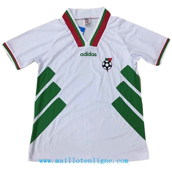 Maillot 1994#Bulgarie Blanc