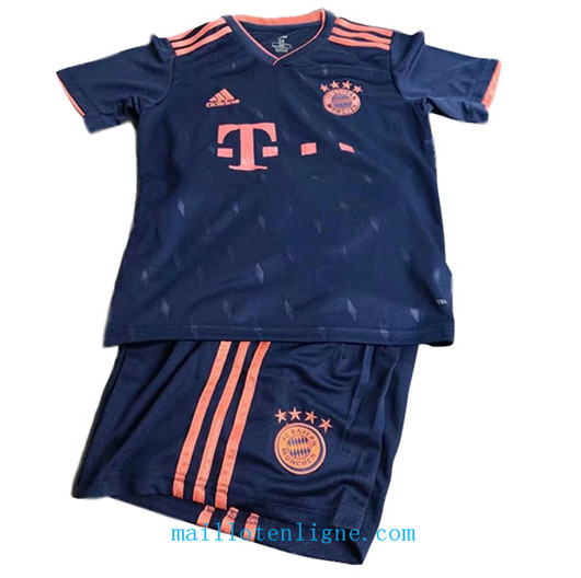 Maillot de foot Bayern Munich Enfant Third 2019/2020