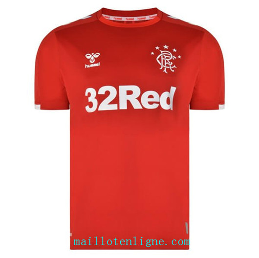 Maillot de foot Rangers Third 2019/2020