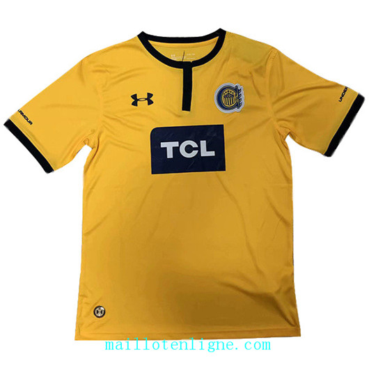 Maillot de foot Rosario central Jaune 2019/2020