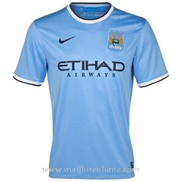 Maillot Manchester City Domicile 2013-2014