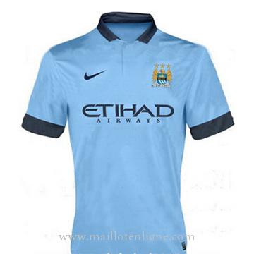 Maillot Manchester City Domicile 2014 2015