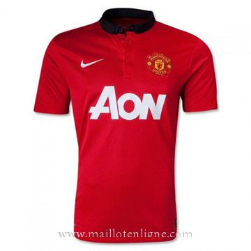 Maillot Manchester United Domicile 2013-2014