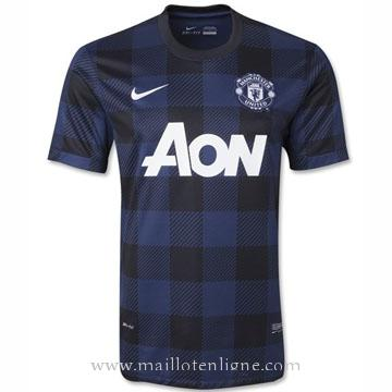 Maillot Manchester United Exterieur 2013-2014