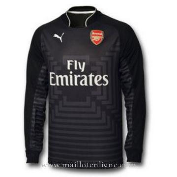 Maillot Arsenal Manche Longue Goalkeeper 2014 2015