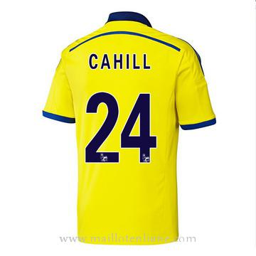 Maillot Chelsea Cahill Exterieur 2014 2015