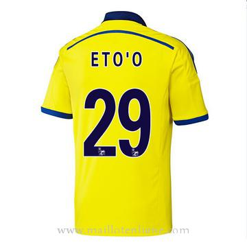 Maillot Chelsea Eto.o Exterieur 2014 2015