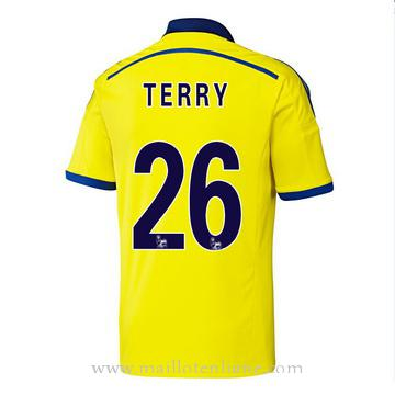 Maillot Chelsea Terry Exterieur 2014 2015