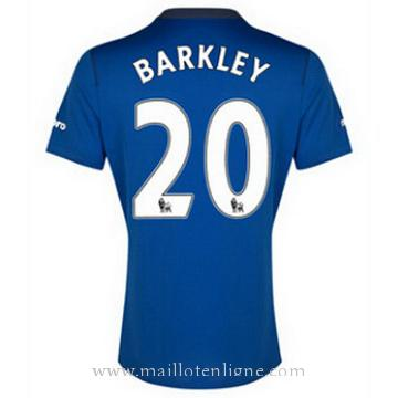Maillot Everton BARKLEY Domicile 2014 2015