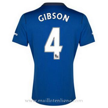 Maillot Everton GIBSON Domicile 2014 2015