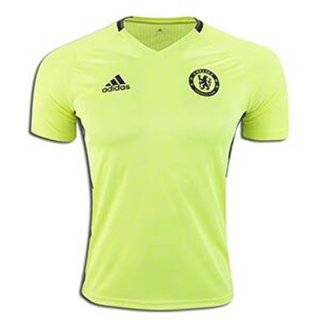 Maillot Formation Chelsea Vert 2016 2017