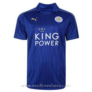 Maillot Leicester City Domicile 2016 2017
