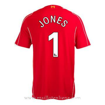 Maillot Liverpool Jones Domicile 2014 2015