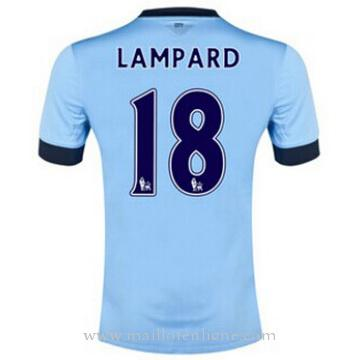 Maillot Manchester City LAMPARD Domicile 2014 2015
