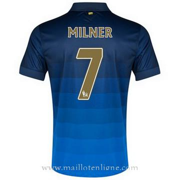 Maillot Manchester City Milner Exterieur 2014 2015