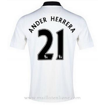 Maillot Manchester United Ander Herrera Exterieur 2014 2015