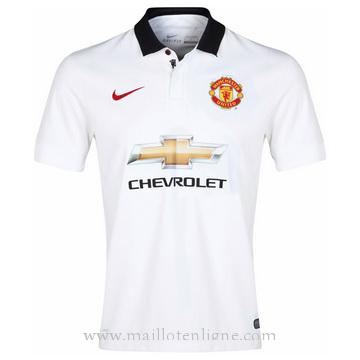 Maillot Manchester United Exterieur 2014 2015