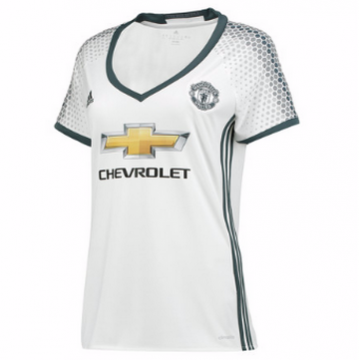 Maillot Manchester United Femme Troisieme 2016 2017