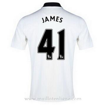 Maillot Manchester United JAMES Exterieur 2014 2015