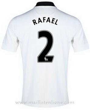 Maillot Manchester United RAFAEL Exterieur 2014 2015