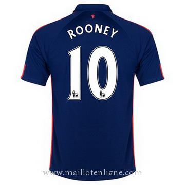 Maillot Manchester United ROONEY Troisieme 2014 2015