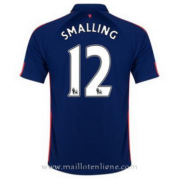 Maillot Manchester United SMALLING Troisieme 2014 2015