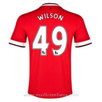 Maillot Manchester United WILSON Domicile 2014 2015
