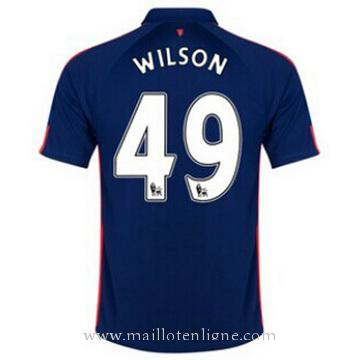 Maillot Manchester United WILSON Troisieme 2014 2015