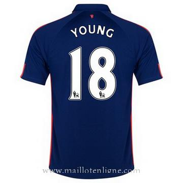 Maillot Manchester United YOUNG Troisieme 2014 2015