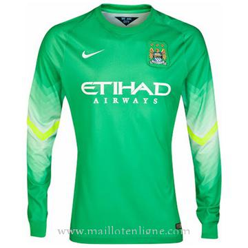 Maillot manchester city ML Goalkeeper 2014 2015