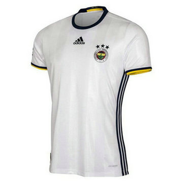 Maillot Fenerbahce Exterieur 2016 2017