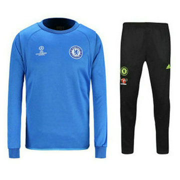 Maillot Formation ML Chelsea UCL Bleu 2016 2017