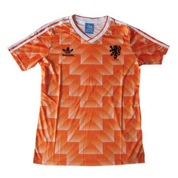 Maillot Hollande Domicile retro 1988