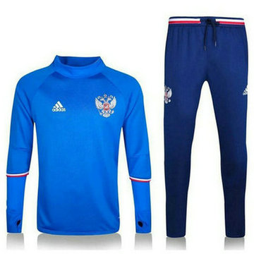 Maillot Formation ML Russie bleu 2016 2017