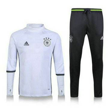 Maillot de Allemagne Formation ML blanc 2016/2017