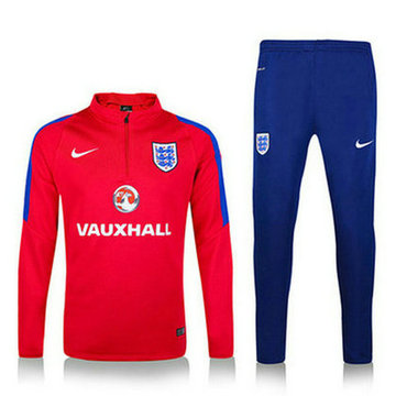 Maillot de Angleterre Formation ML rouge 2016/2017
