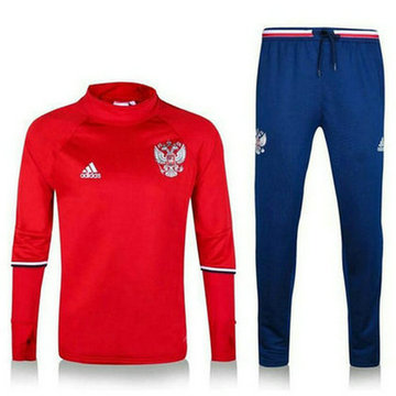 Maillot de Russie Formation ML rouge 2016/2017